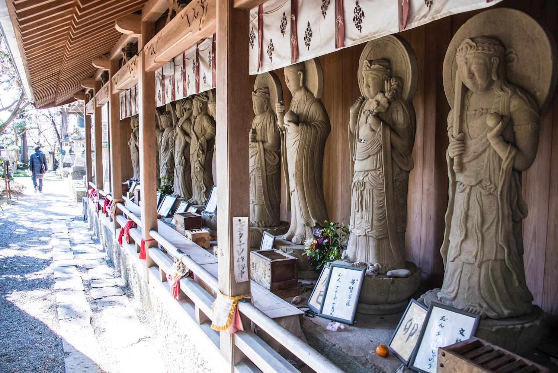 Shikoku's 88 Temple Trek