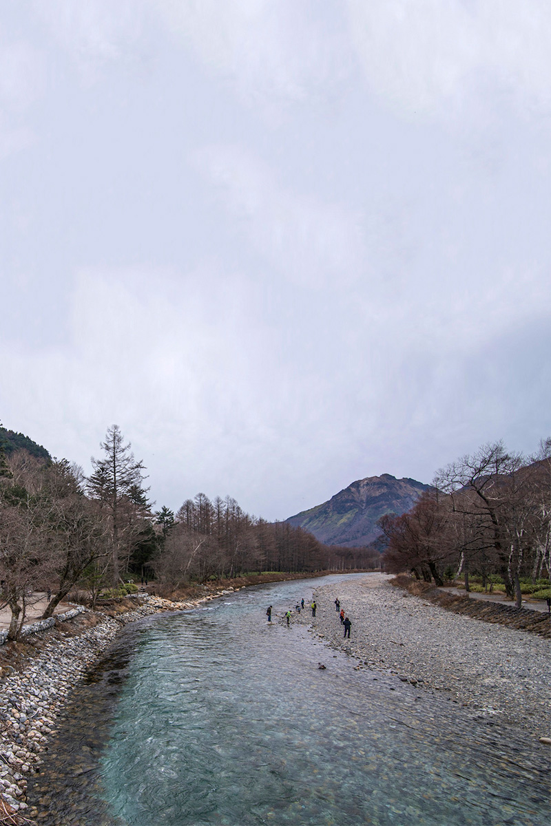 Kamikochi in the Japanese Alps