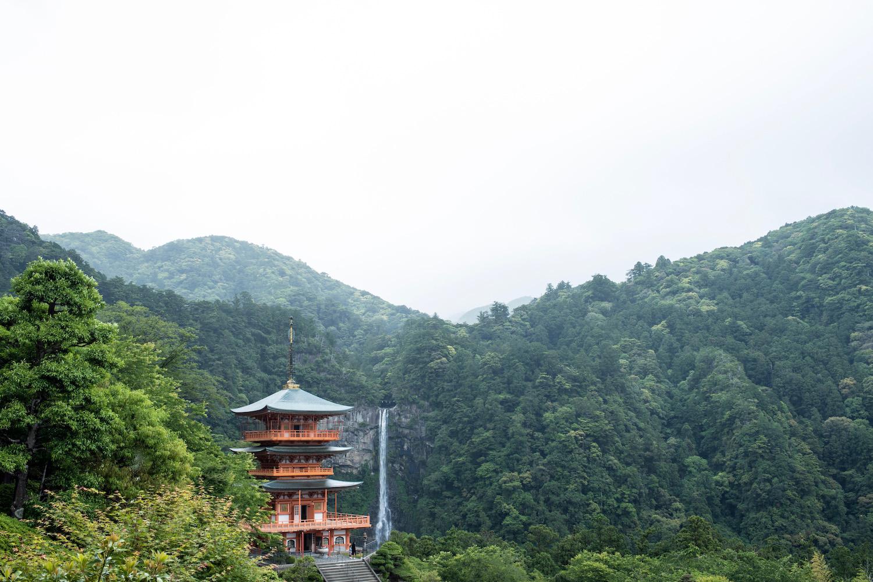 Kumano Nachi Taisha in Wakayama, Japan