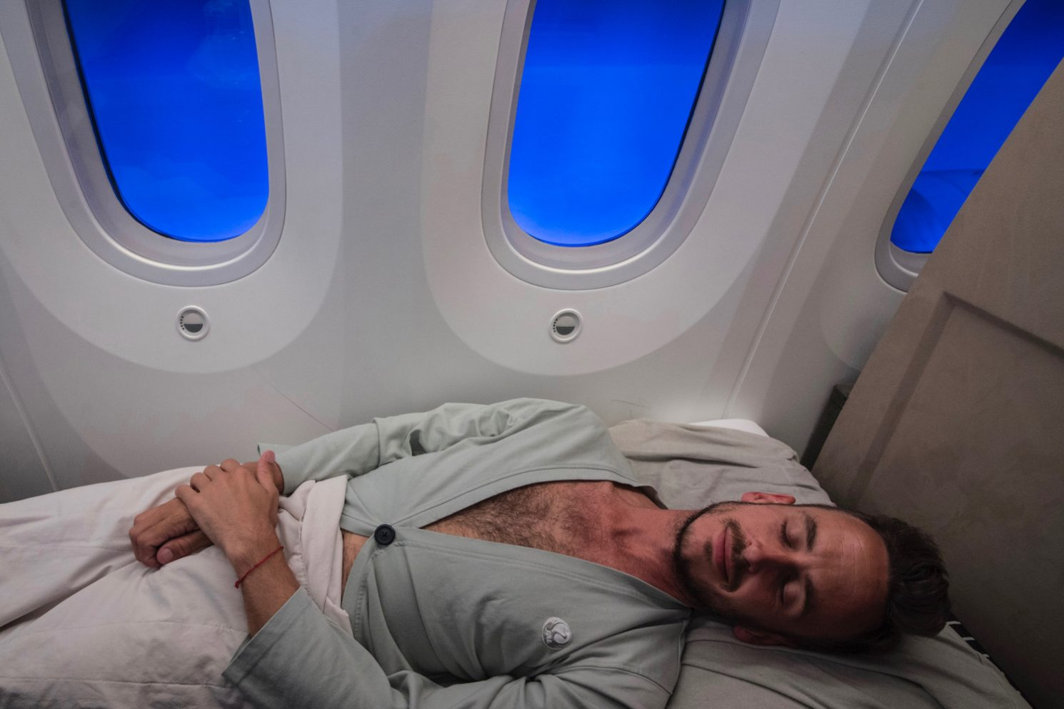 The Best Business Class to Japan