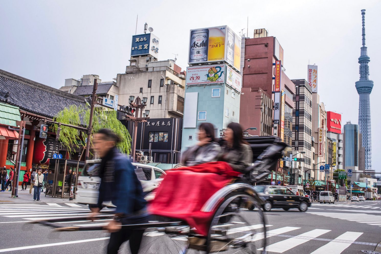 Discover the History of Futuristic Tokyo