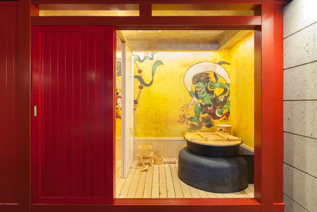Cheap Tokyo boutique hotel in Okachimachi