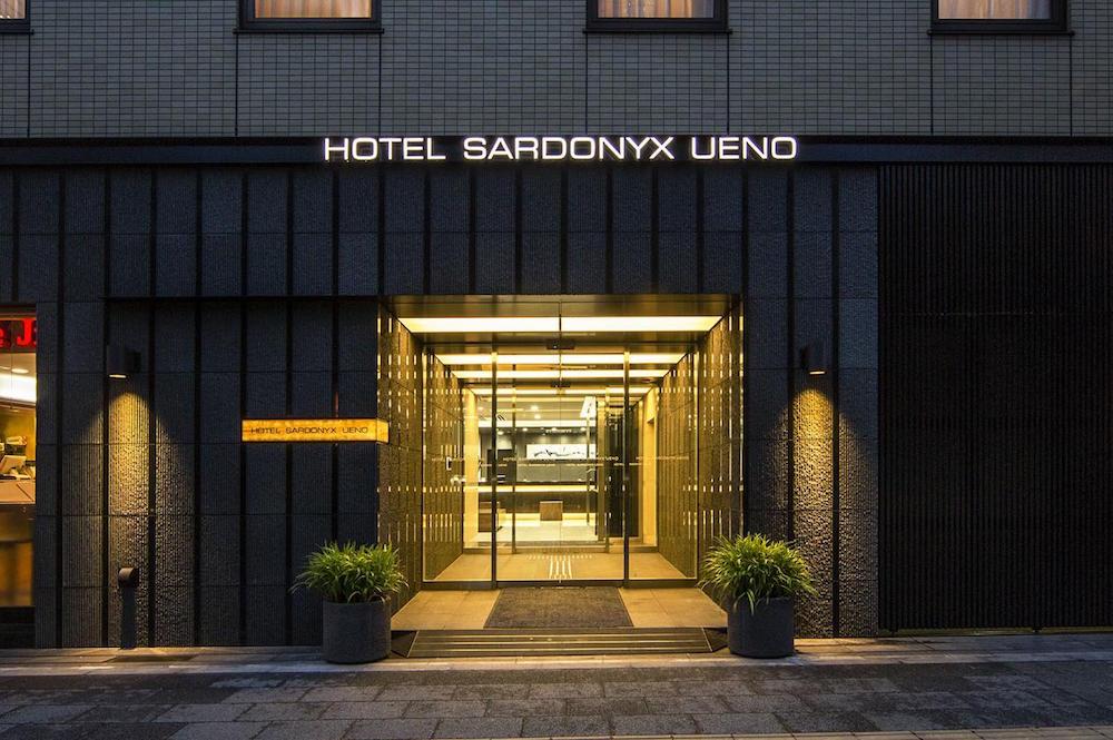 Cheap Tokyo boutique hotel in Ueno