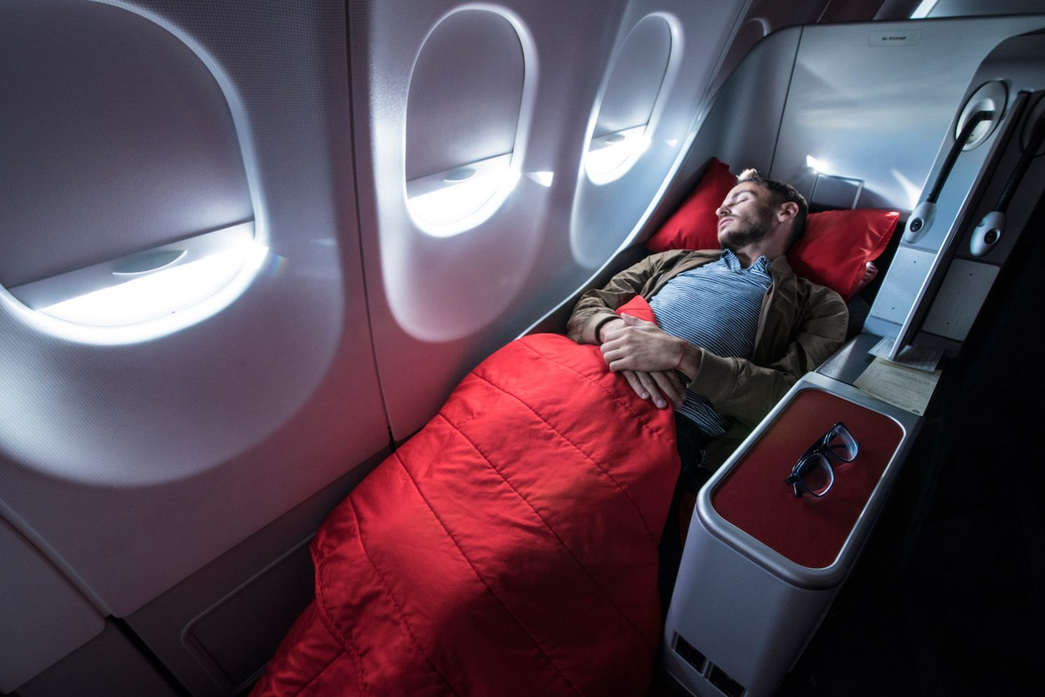 What's the Best-Worst Business Class to Japan?