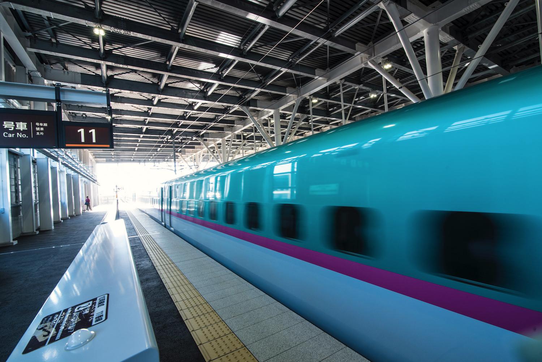 Tokyo to Osaka Train