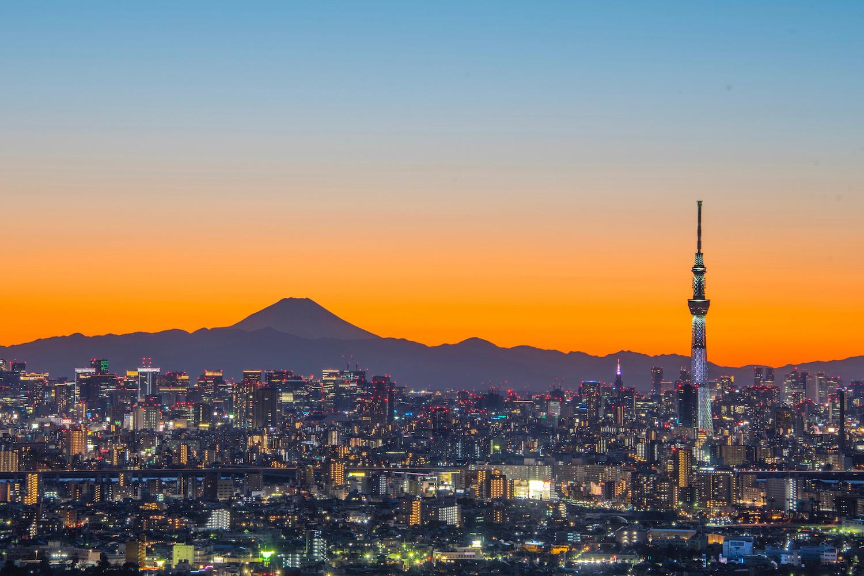 Best View of Tokyo