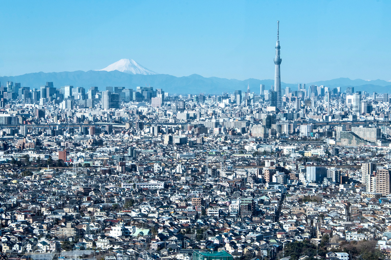 Robert Schrader in Tokyo