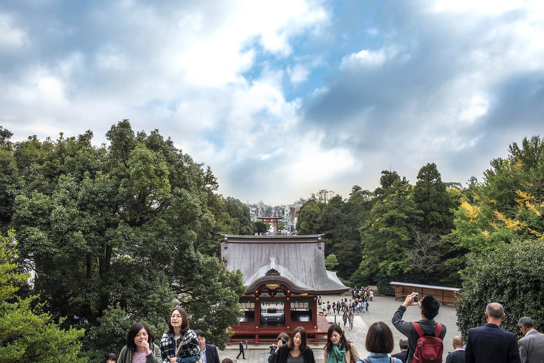 Nikko vs Kamakura