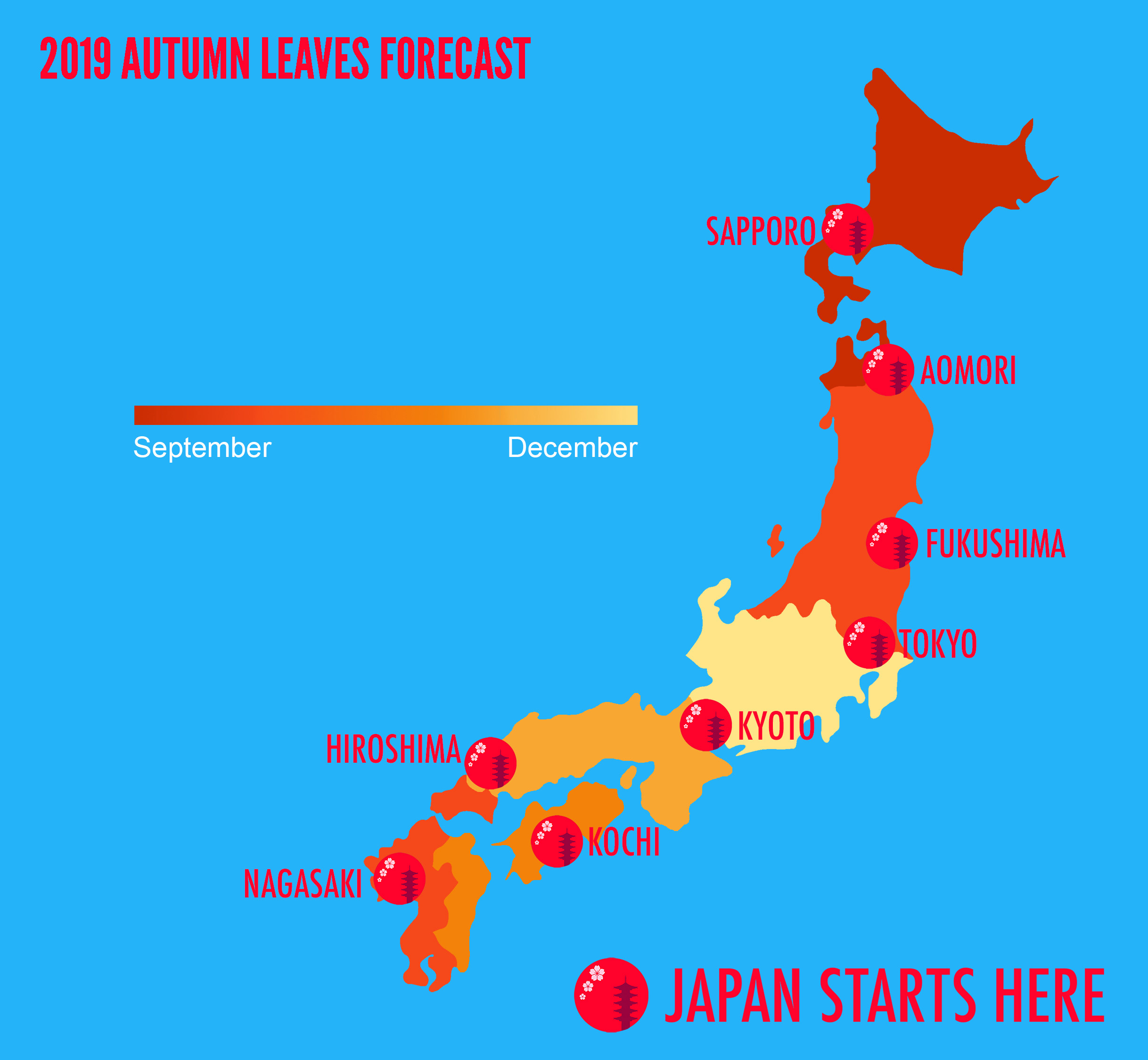 The Ultimate Guide to Seeing Autumn Leaves in Japan