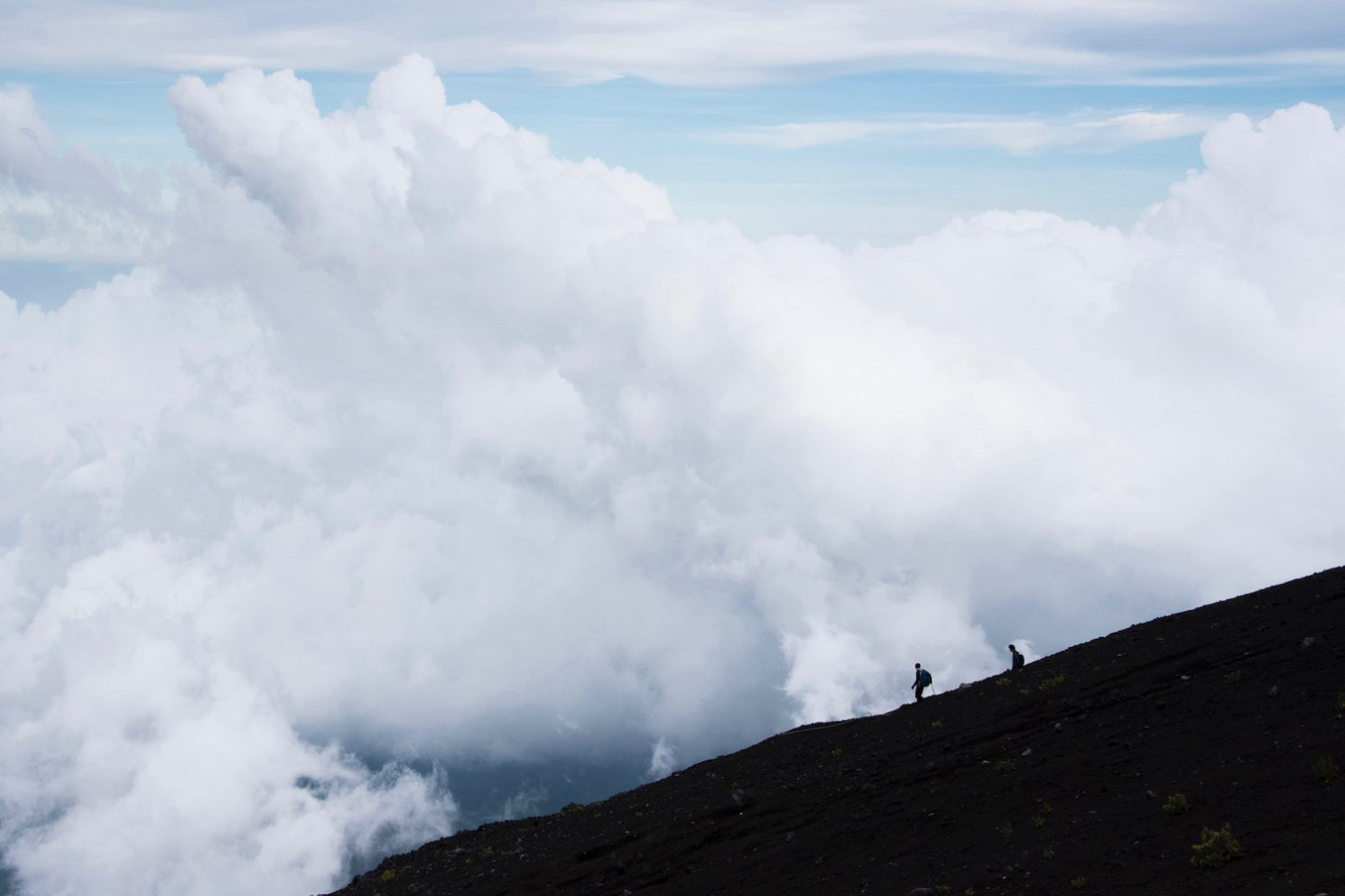 The Truth About Climbing Fuji