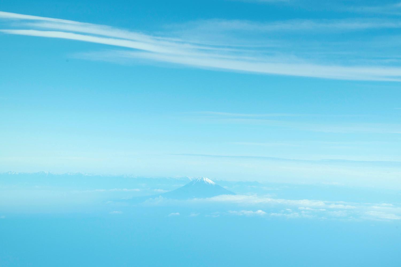 Climbing Mt. Fuji