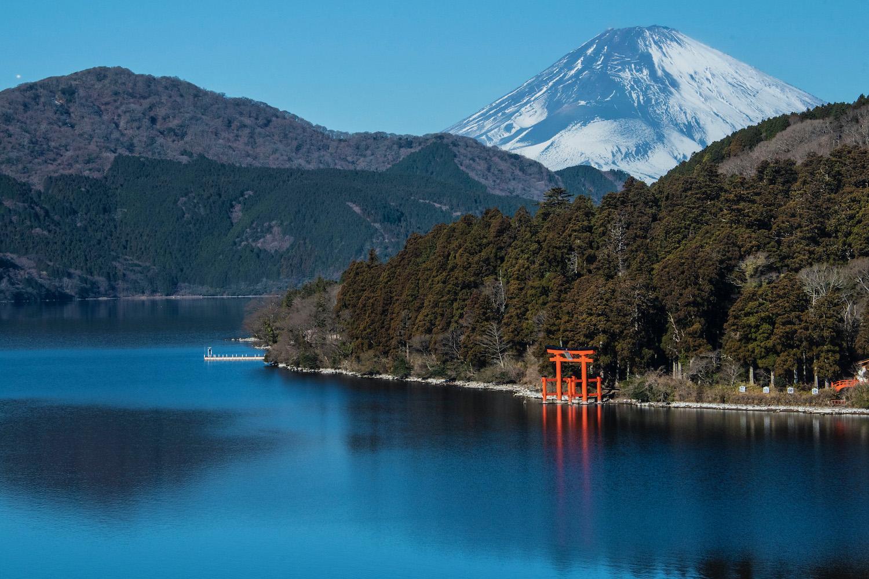 Visit Hakone from Tokyo